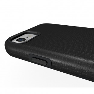 Eiger iPhone SE (2020) / 8 / 7 North Case Premium Hybrid Schutzhülle Schwarz (EGCA00102)