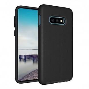 Eiger Galaxy S10e North Case Premium Hybrid Schutzhülle Schwarz (EGCA00137)