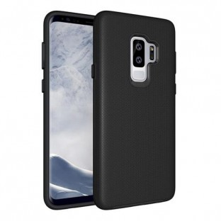 Eiger Galaxy S9 Plus North Case Premium Hybrid Protective Cover Black (EGCA00110)