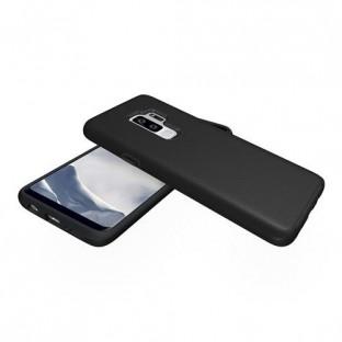 Eiger Galaxy S9 Plus North Case Premium Hybrid Schutzhülle Schwarz (EGCA00110)