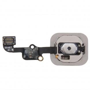 bouton d'accueil iPhone 6S Plus / 6S Blanc (A1633, A1688, A1691, A1700, A1634, A1687, A1690, A1699)