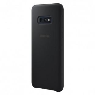 Samsung EF-VG970 Leather Cover gray f Galaxy S10e