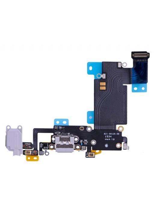 iPhone 6S Plus Ladebuchse / Lightning Connector Grau