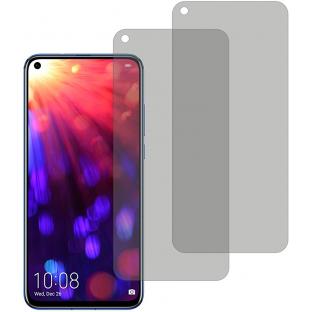 2er Set Crocfol Huwei Honor View 20 Flüssig Glas Display Schutzfolie Transparent (DF4970-CF)