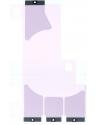 iPhone Xs Adhesive Kleber für Backcover / Rückseite / Akkudeckel