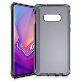 ITSkins Samsung Galaxy S10e Spectrum Schutz Hardcase Hülle (Fallschutz 2 Meter) Schwarz (SGSL-SPECM-BLCK)