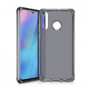 ITSkins Huawei P30 Lite Spectrum Schutz Hardcase Hülle (Fallschutz 2 Meter) Transparent / Schwarz (HW3L-SPECM-BLCK)