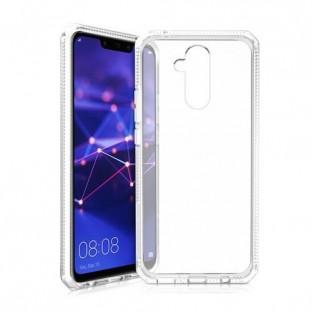 ITSkins Huawei Mate 20 Lite Hybrid MKII Schutz Hardcase Hülle (Fallschutz 2 Meter) Transparent (HWM2-HYBMK-TRSP)