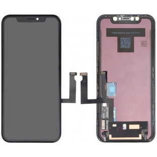 iPhone XR LCD Digitizer Rahmen Ersatzdisplay OEM