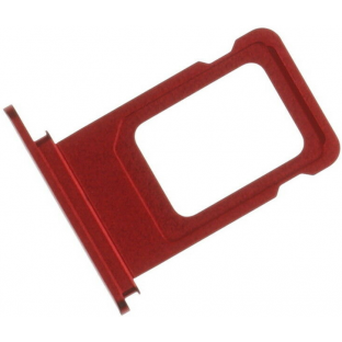 iPhone Xr Sim Tray Karten Schlitten Adapter Rot