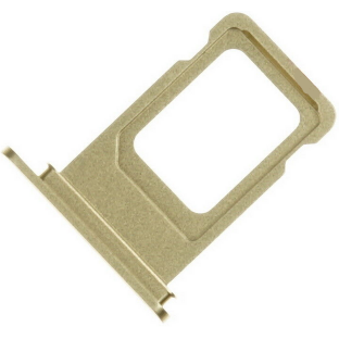 iPhone Xr Sim Tray Karten Schlitten Adapter Gold