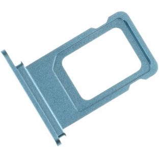 iPhone Xr Sim Tray Karten Schlitten Adapter Blau