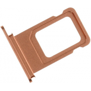 iPhone Xr Sim Tray Karten Schlitten Adapter Koralle