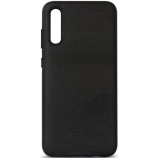 Eiger Samsung Galaxy A50 North Case Premium Hybrid Schutzhülle Schwarz (EGCA00141)