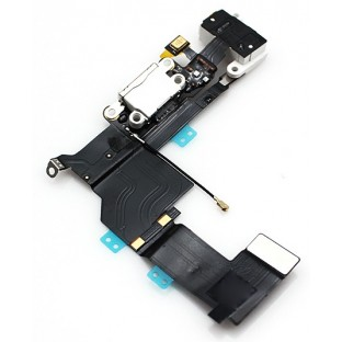 iPhone 5S Ladebuchse / Lightning Connector Weiss