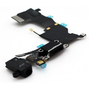 iPhone 5S Lightning Connector Schwarz
