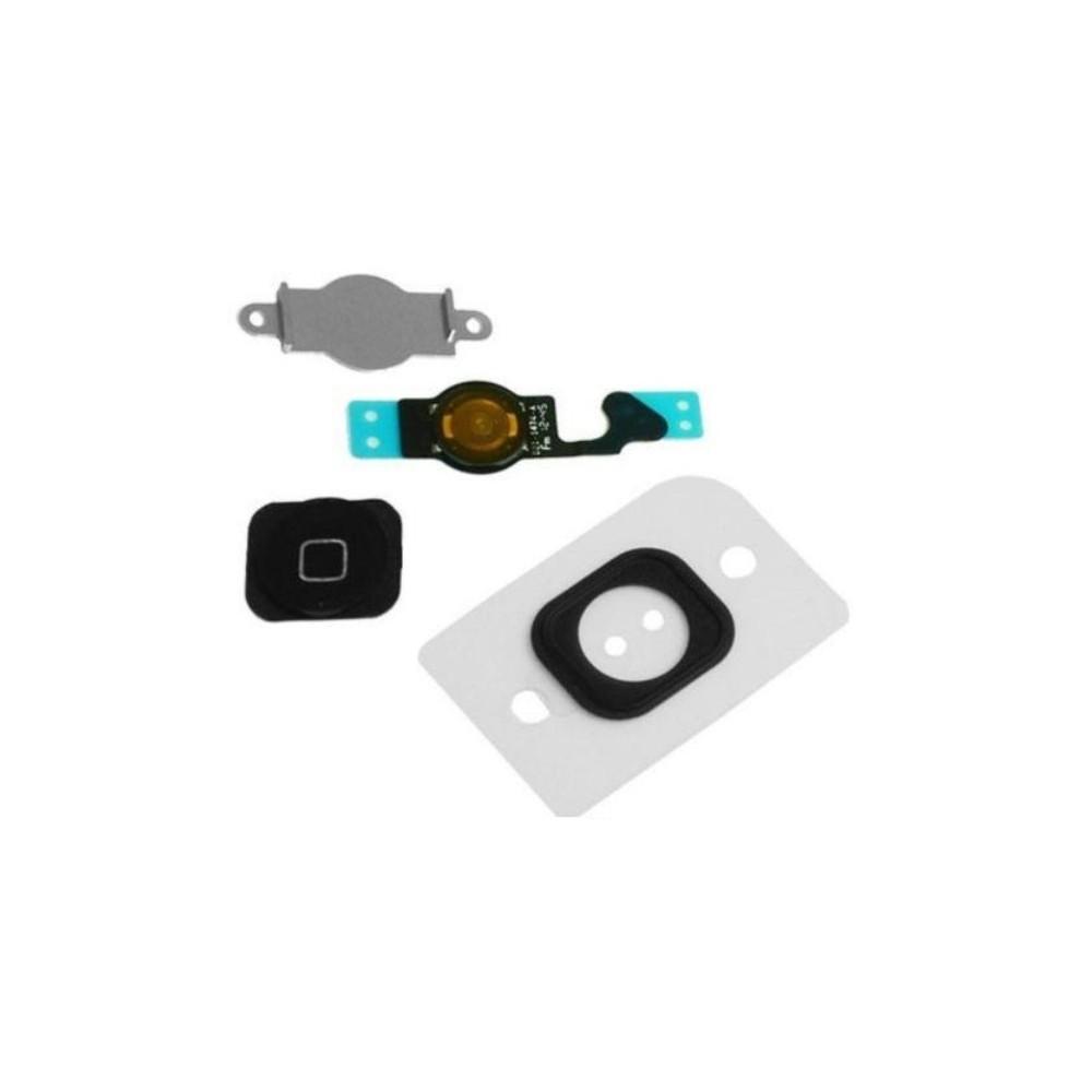 iPhone 5C Home Button Schwarz