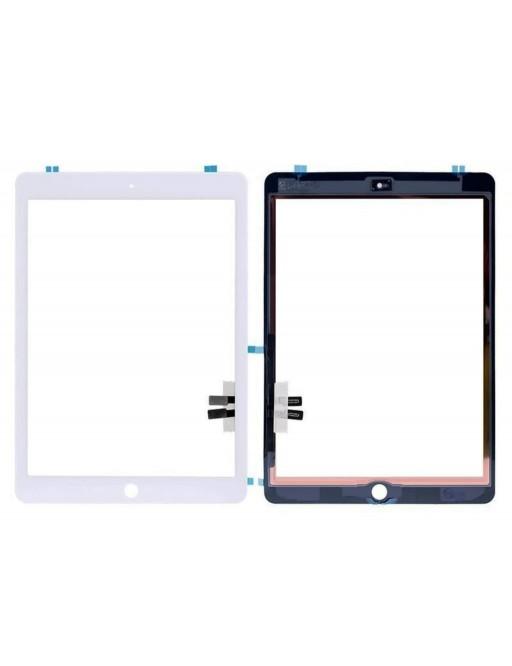 iPad 9.7 (2018) Touchscreen Glas Digitizer Weiss (A1893, A1954)