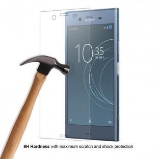 Eiger Sony Xperia XZ1 Full Screen 3D Armor Glass Display Protector Film (EGSP00148)