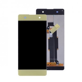 Sony Xperia XA LCD Ersatzdisplay Gold OEM