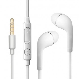 Stereo headphones 3.5mm with microphone and remote control
