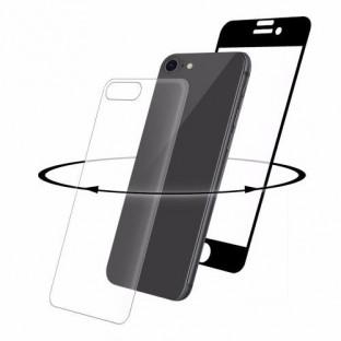 "Eiger Apple iPhone 8+, 7+, 6S+, 6+ Display-Glas ""360° Protection Set black"""
