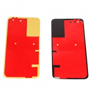 Case adhesive frame for...