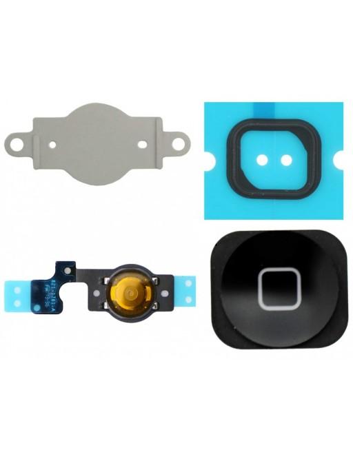 iPhone 5 Home Button Schwarz