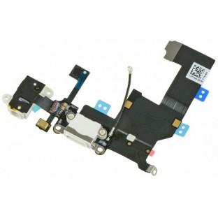 prise chargeur iPhone 5 / Connecteur Lightning Blanc (A1428, A1429)