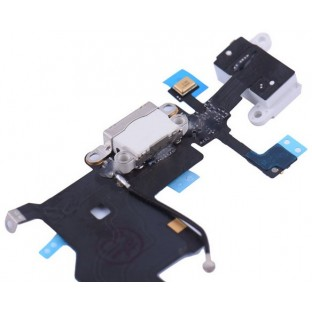 iPhone 5 Ladebuchse / Lightning Connector Weiss