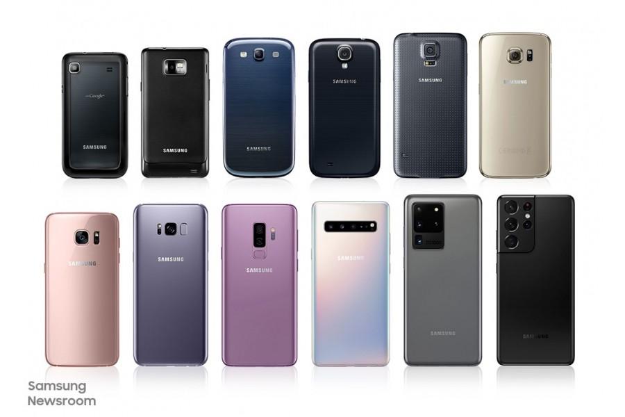 weitere Samsung Modelle