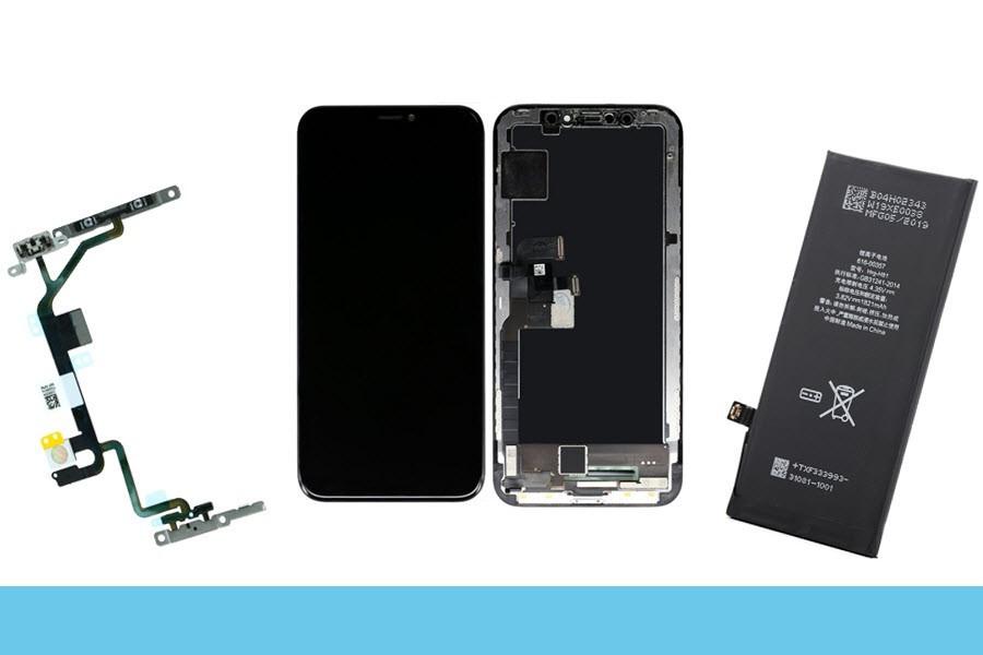LG Q7 Plus Spare Parts