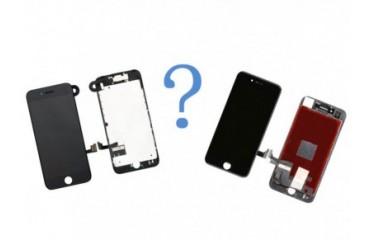 Ersatzdisplay oder vormontiertes Komplettdisplay für dein iPhone?